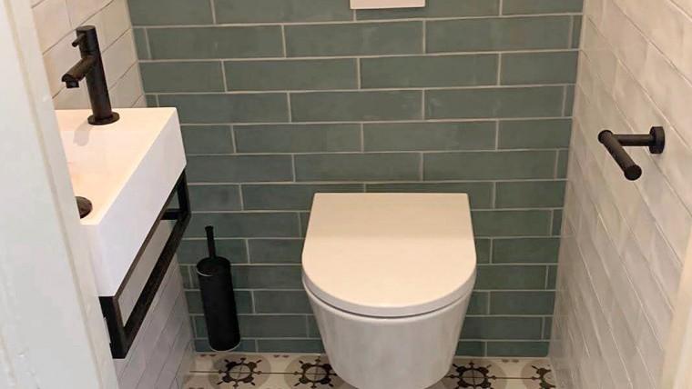 Toiletruimte dhr. Blokvoort, Utrecht