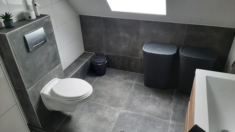 Badkamer familie Sleeking, Nieuwegein