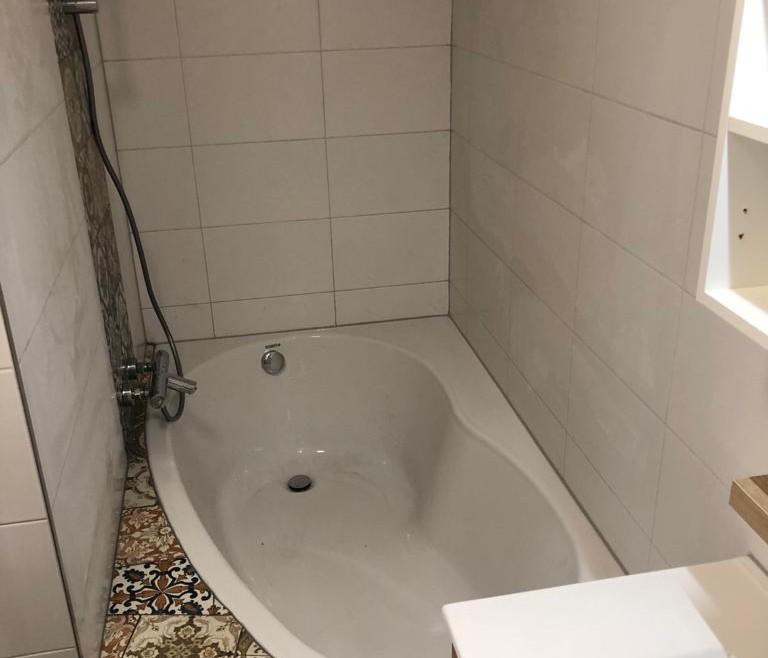 Badkamer mevr. Van Rij, IJsselstein